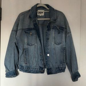 Zara Authentic Denim Jean Jacket